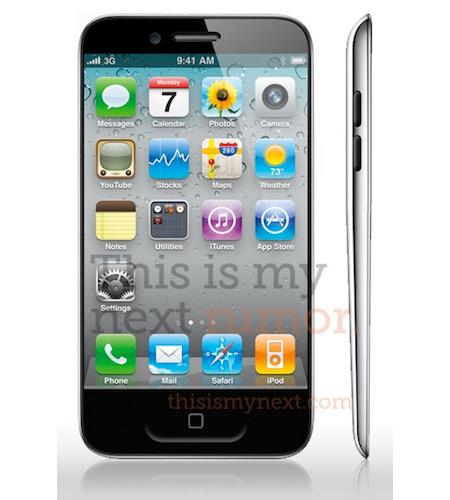 Phu kien iPhone - Mô hình iPhone 5 cực gợi cảm