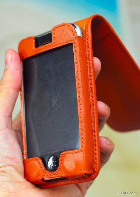 Phu kien iPhone - Bao da cho iPhone bán tại VN