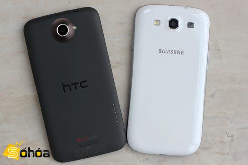Phu kien iPhone - Vỏ Galaxy S III làm từ chất liệu Polycarbonate