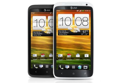 Phu kien iPhone - HTC One X bản lõi kép bán ra từ 6/5