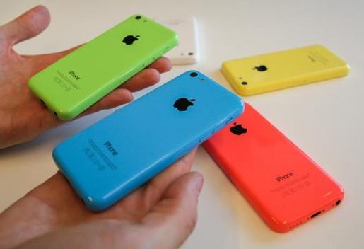 Phu kien iPhone - iPhone 5c không được ưa chuộng tại Việt Nam