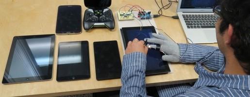 Phu kien iPhone - iPad Mini có thể tiếp nối iPhone thành máy tính bảng nhạy nhất