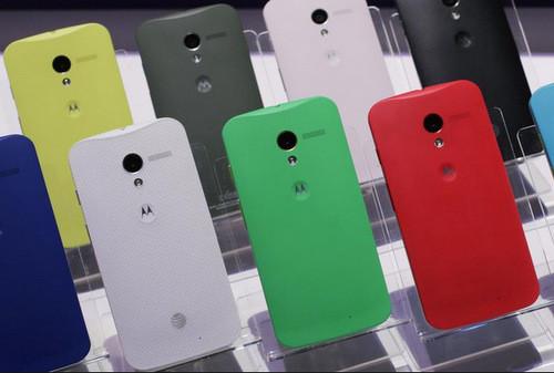 Phu kien iPhone - Phiên bản sặc sỡ màu mè của Motorola