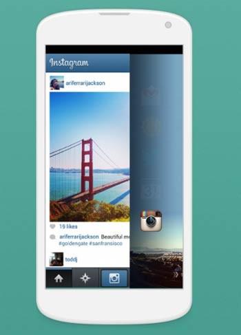 Phu kien iPhone - Màn hình khóa dựa trên ngữ cảnh của Android