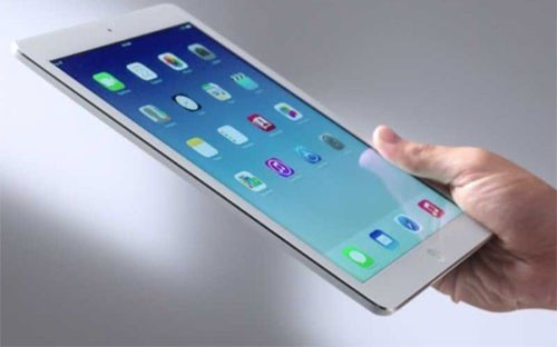Phu kien iPhone - Sản phẩm iPad Air về Việt Nam sẽ bị đội giá lên rất nhiều