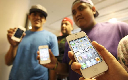 Phu kien iPhone - Phát hiện lỗi gây ngốn pin của iPhone 5s
