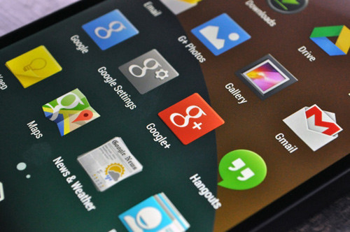 Phu kien iPhone - Sự cải tiến của Android 4.4