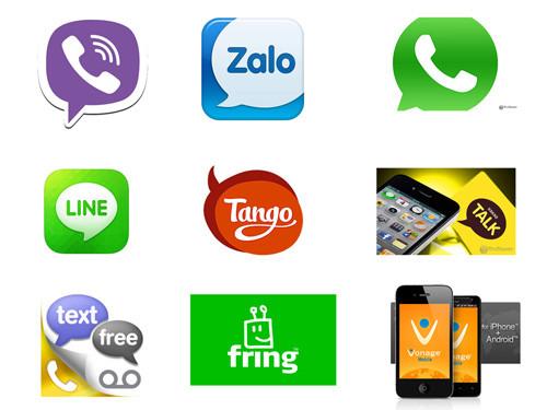 Phu kien iPhone - Các nhà mạng liên thủ tìm cách chặn những dịch vụ miễn phí