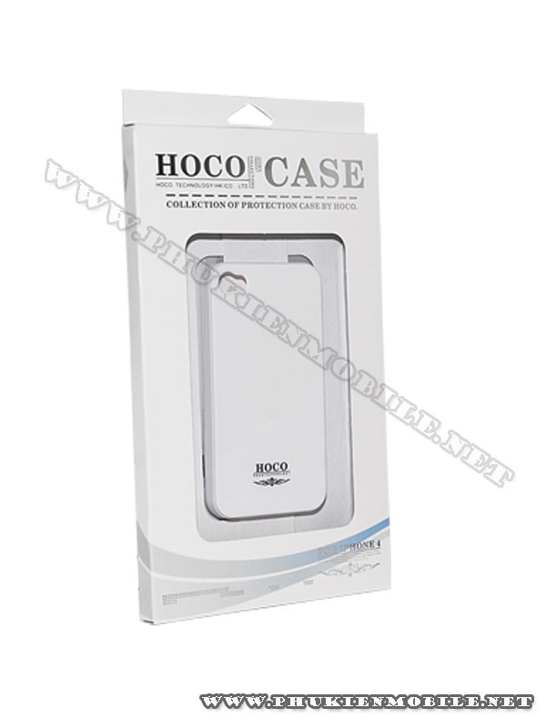 Ốp lưng iPhone 4 Hoco Case 4