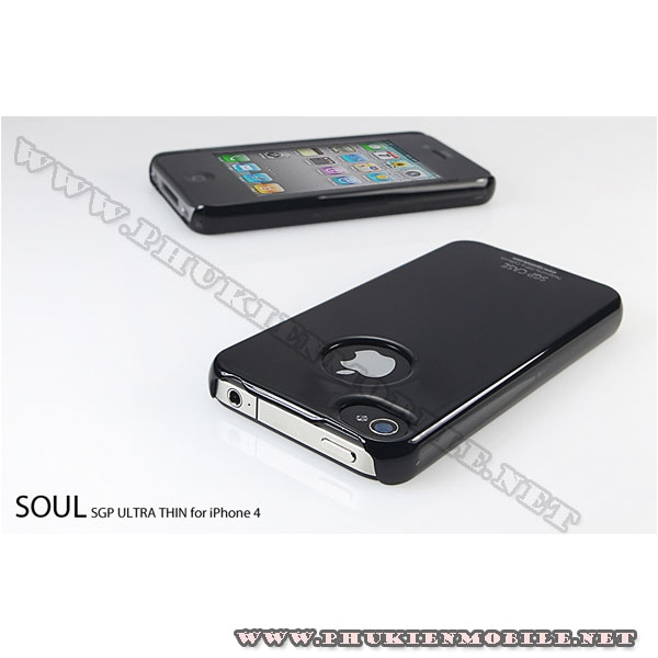 Ốp lưng  iPhone 4 SGP Case 1