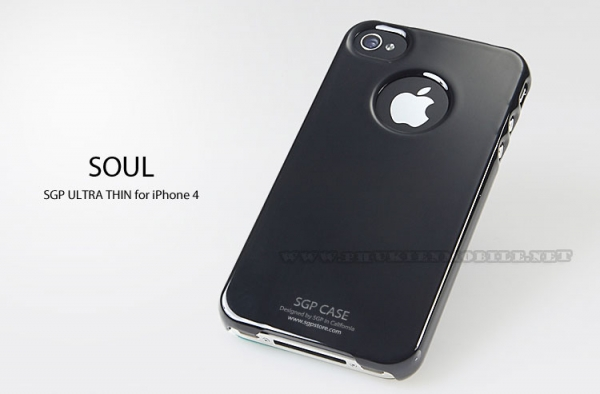Ốp lưng  iPhone 4 SGP Case 4