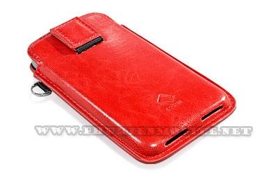 Bao cầm tay iPhone 4 Capdase Smart Pocket  (Đỏ) 3