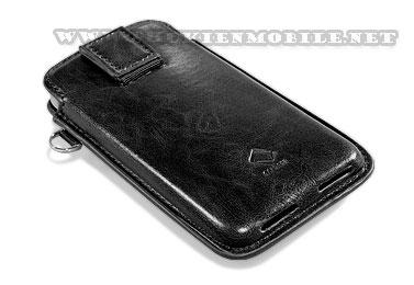 Bao cầm tay iPhone 4 Capdase Smart Pocket (Đen) 2
