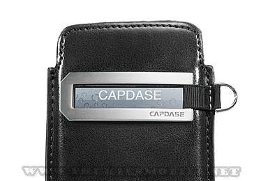 Bao cầm tay iPhone 4 Capdase Smart Pocket (Đen) 3