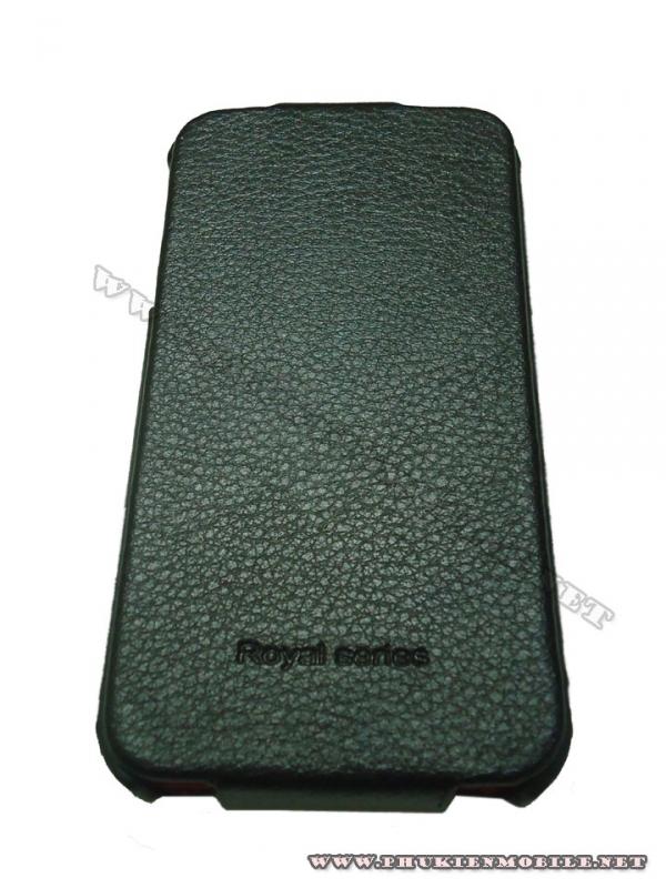 Bao da iPhone 4 Hoco Skin Case (Đen) 4