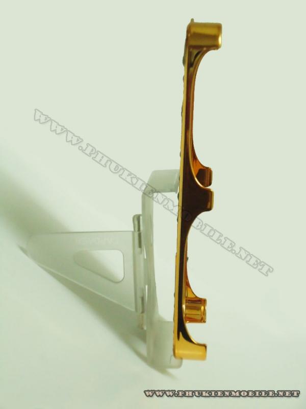 Ốp lưng iPhone 4 Hermes (Xanh) 3