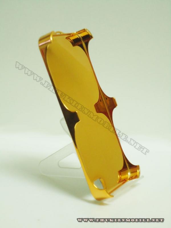 Ốp lưng iPhone 4 Hermes (Xanh) 4
