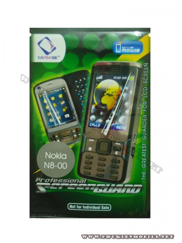 Miếng dán bảo vệ màn hình Nokia N8 Capdase 1