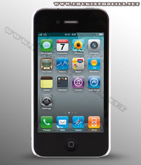 Ốp lưng iPhone 4 Melkco Formula Cover màu trắng 1
