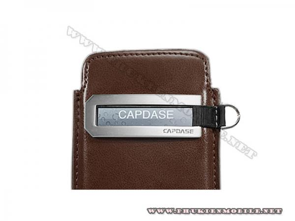 Bao cầm tay iPhone 4 Capdase Smart Pocket (Nâu) 4