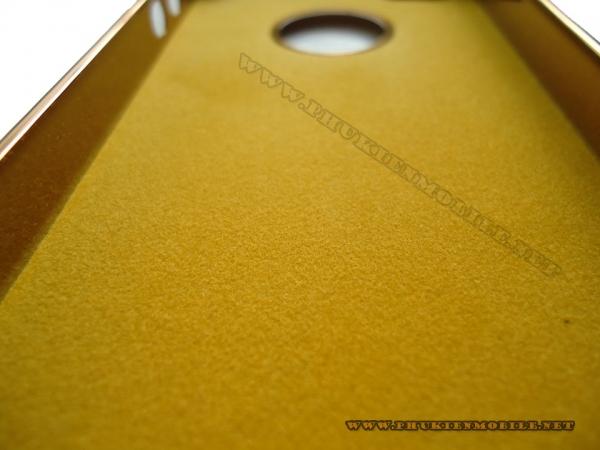 Ốp lưng iPhone 4 thời trang Plating (Bur Trắng) 2