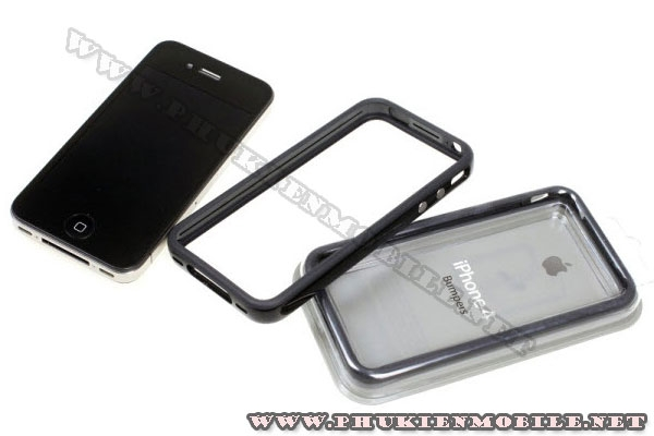 Viền Bumpers cho iPhone 4 xịn 2