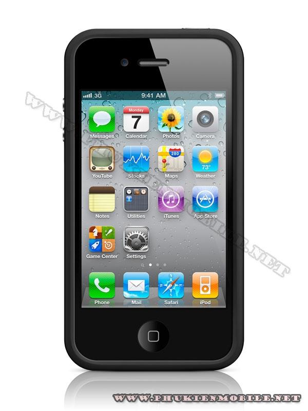 Viền Bumpers cho iPhone 4 xịn 3