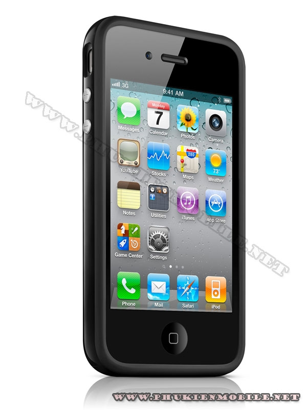 Viền Bumpers cho iPhone 4 xịn 5