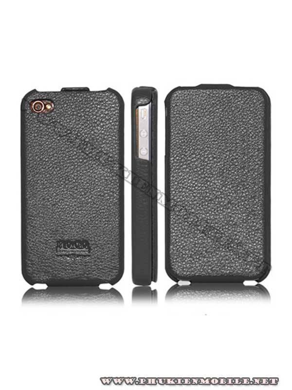 Bao da iPhone 4 Hoco Skin Case (Đen) 6