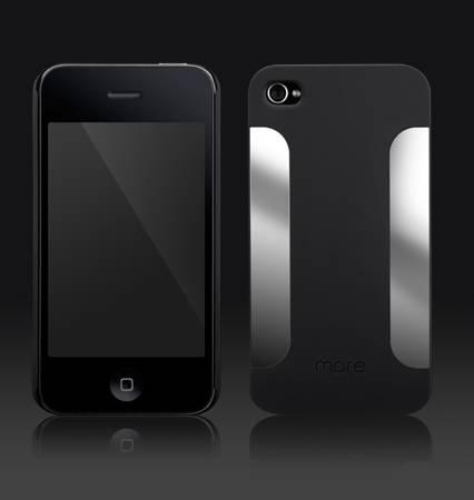 Ốp lưng iPhone 4 Para Blaze mầu đen 2
