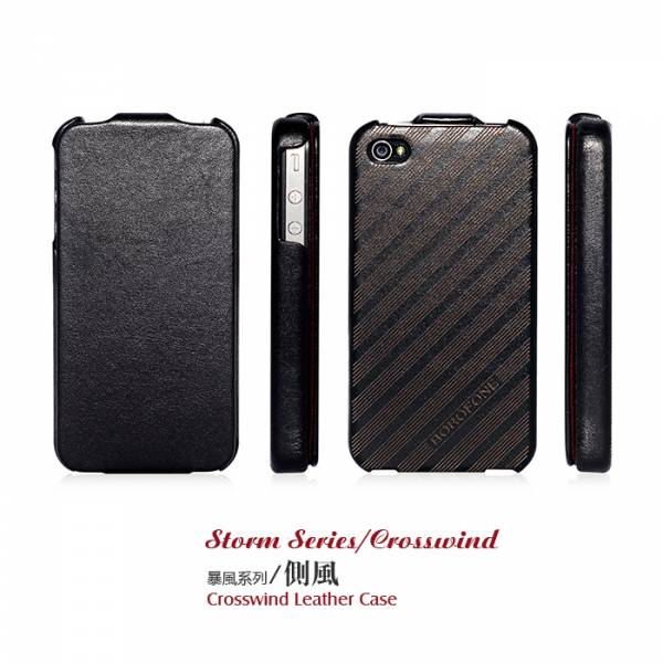 Bao da iPhone Borofone Storm Series/Crosswind 1