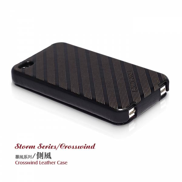 Bao da iPhone Borofone Storm Series/Crosswind 9