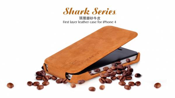 Bao da iPhone Borofone Shark Series 1