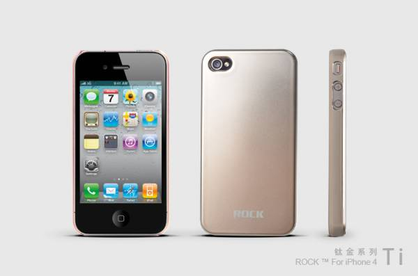 Ốp lưng iPhone Rock Titanium 2