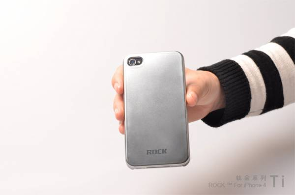 Ốp lưng iPhone Rock Titanium 5