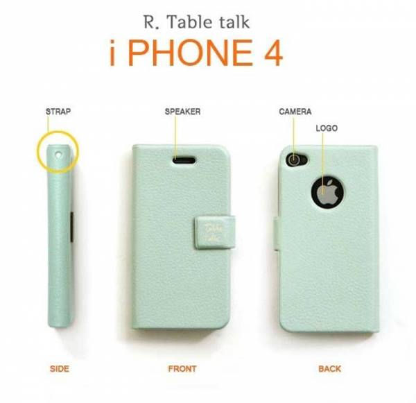 Bao da iPhone 4 Table Talk 4
