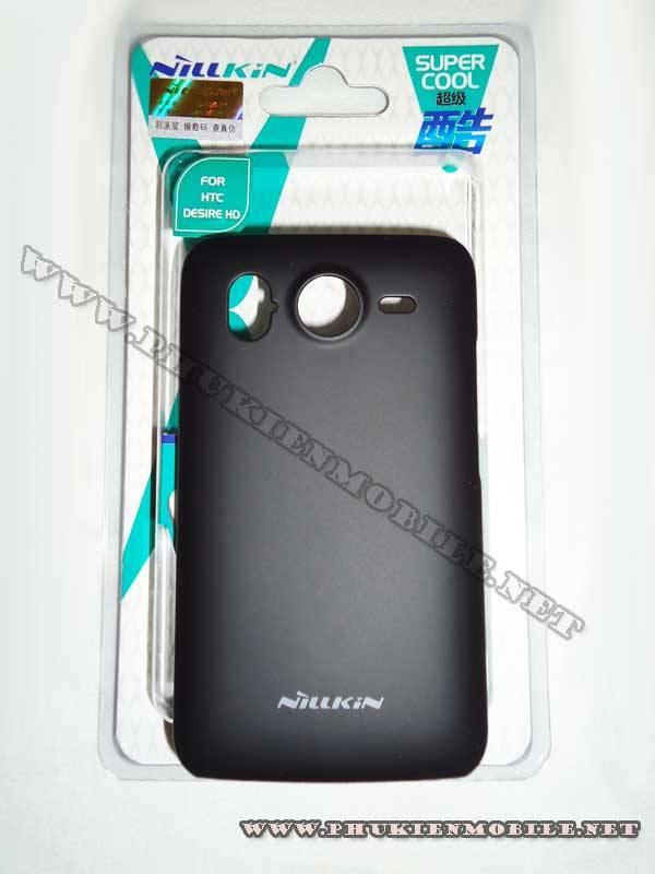 Ốp lưng HTC Desire HD Nillkin 1
