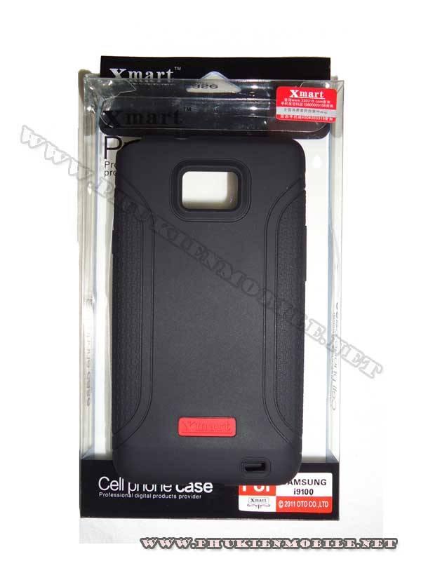 Ốp lưng Silicon Samsung Galaxy SII Xmart 1