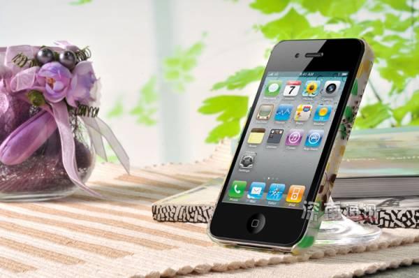 Ốp lưng iPhone 4 iLuv 1