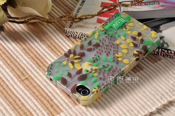 Ốp lưng iPhone 4 iLuv 2