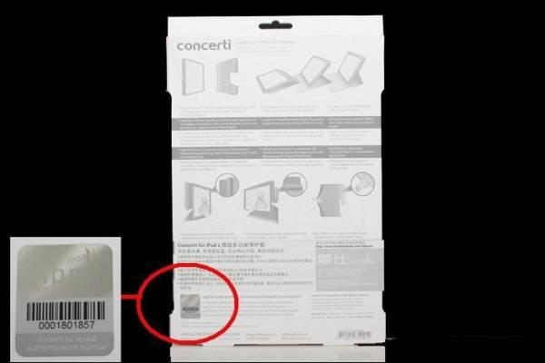 Bao da iPad 4, iPad 3 Moshi 6