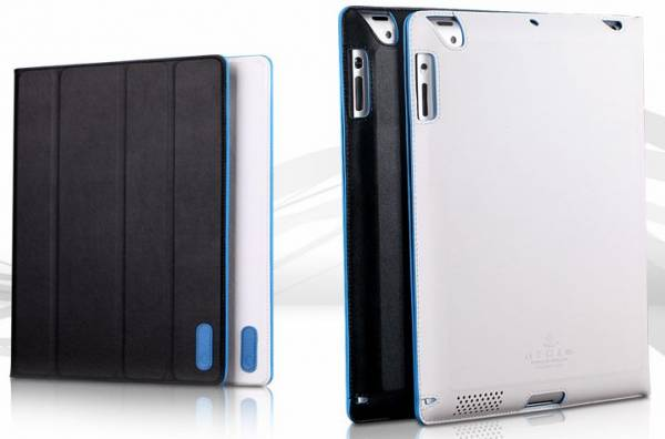 Bao da iPad 4, iPad 3 Yogo ThinBook 1
