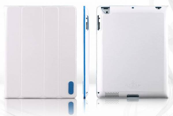 Bao da iPad 4, iPad 3 Yogo ThinBook 4