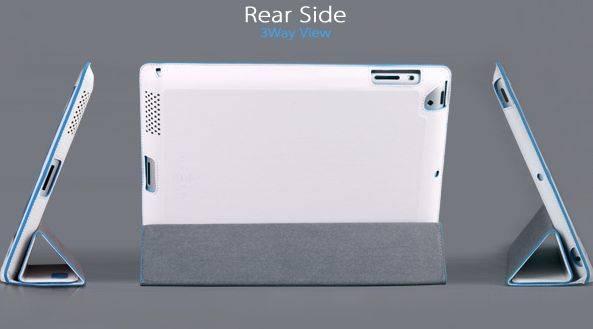 Bao da iPad 4, iPad 3 Yogo ThinBook 20