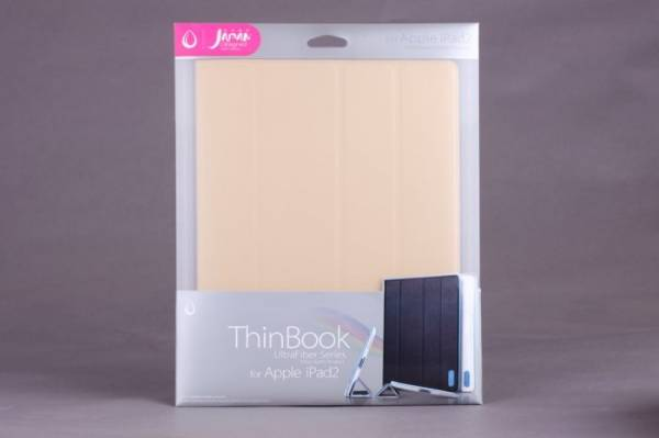Bao da iPad 4, iPad 3 Yogo ThinBook 23