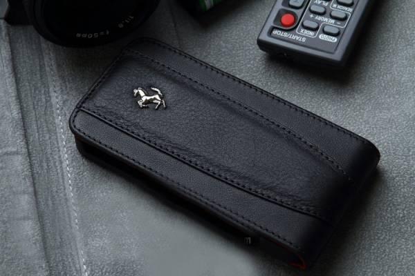 Bao da iPhone 4 Ferrari Case màu đen 3