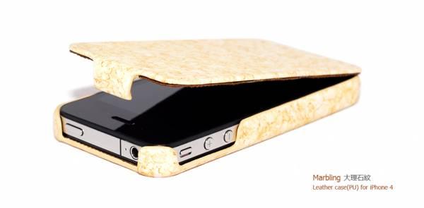 Bao lưng iPhone 4 Hoco Marbling 3