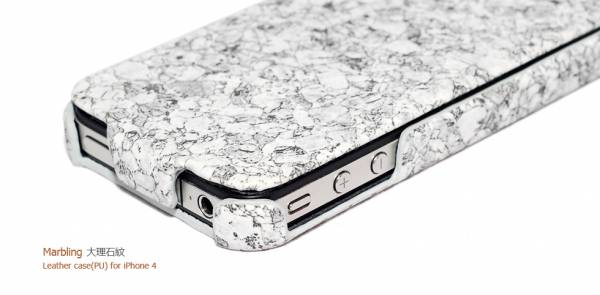 Bao lưng iPhone 4 Hoco Marbling 7
