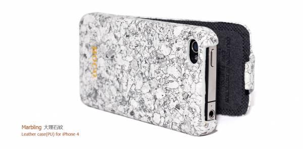 Bao lưng iPhone 4 Hoco Marbling 10