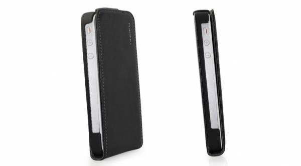 Bao da iPhone 4 Nuoku ( da trơn ) 2